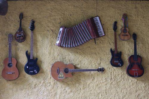 instruments music sound