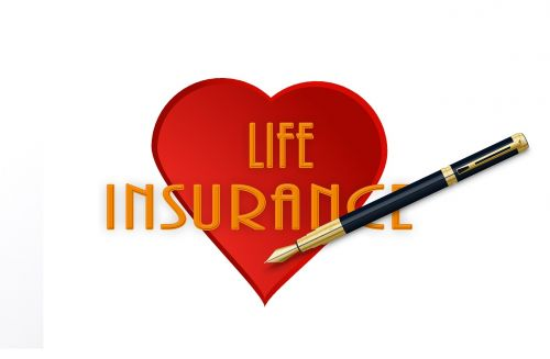 insurance life insurance heart