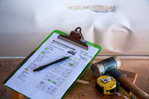 insurance damage repair