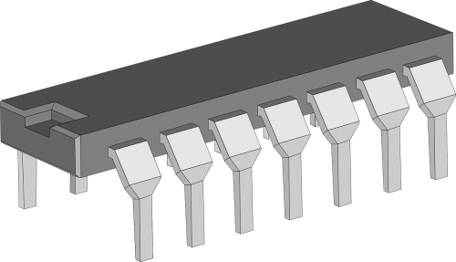 integrated circuit chip