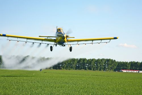 intelligent agriculture aircraft