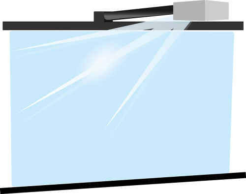interactive board screen technology