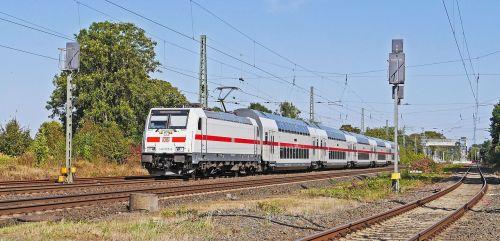 intercity double decker db