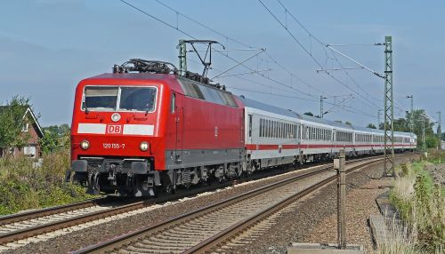 intercity ic-train ic