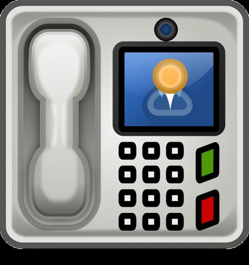 intercom talk-back phone