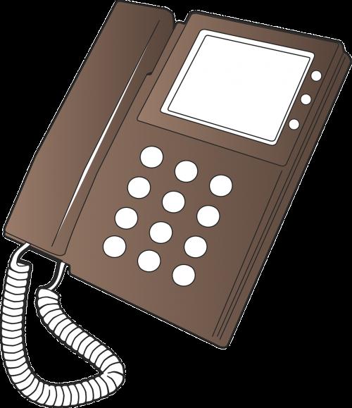 intercom handset phone