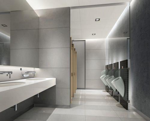 interior wc rendering