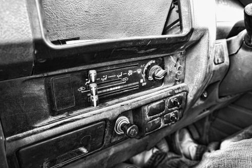 tape recorder interior cruiser