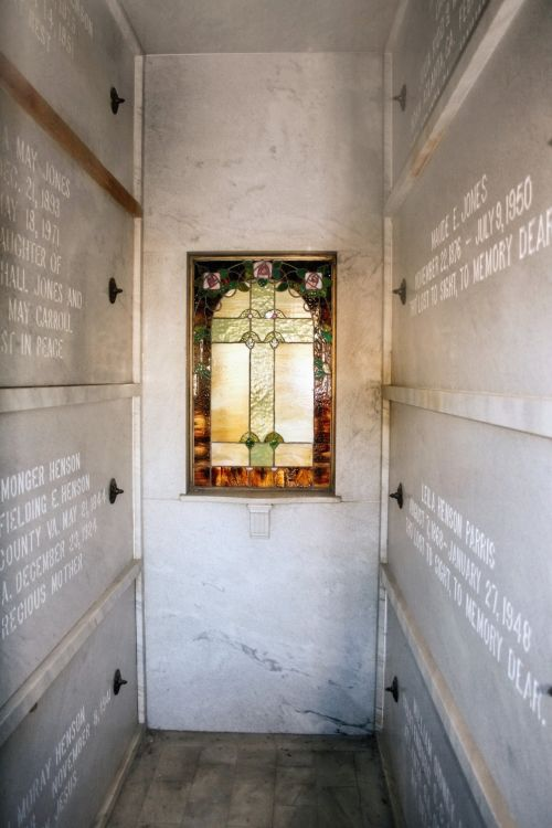 Interior Mausoleum 1