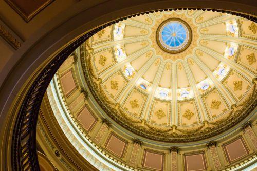 Interior Of California Capital