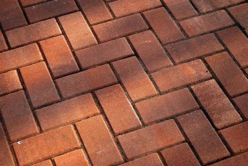 Interlocking Brick Pattern
