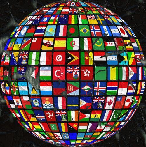 international world global