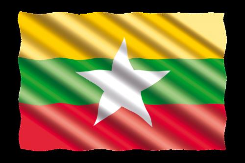 international flag burma