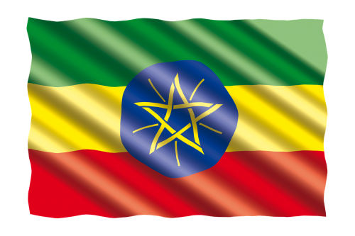 international flag ethiopia