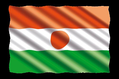 international flag niger