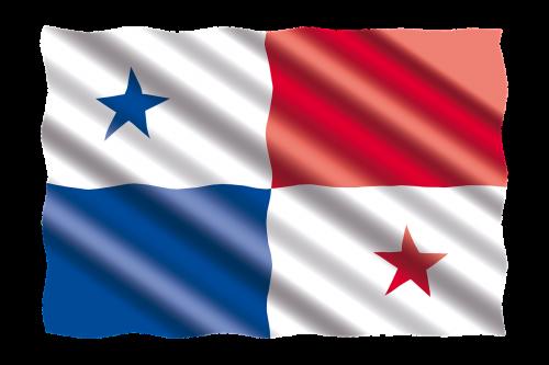 international flag panama