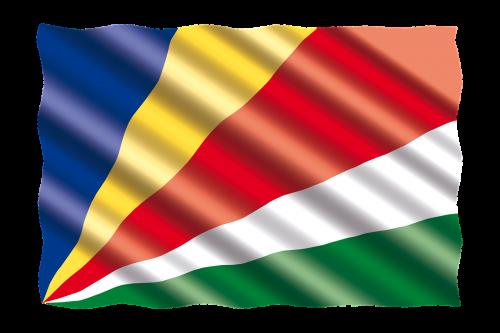 international flag seychelles