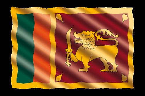 international flag sri lanka