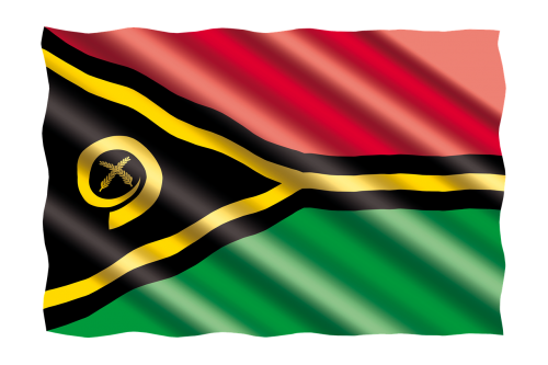 international flag vanuatu