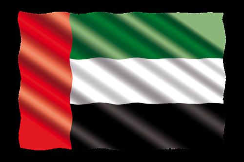 international flag united-arab-emirates