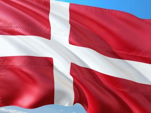 international flag danmark