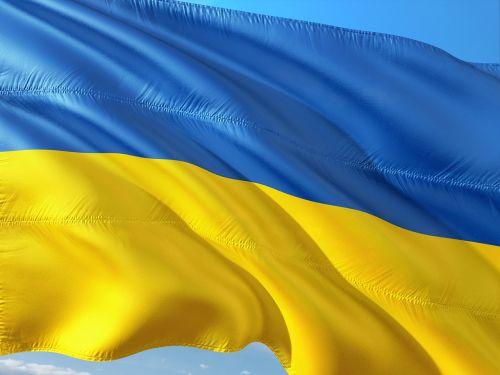 international flag ukraine