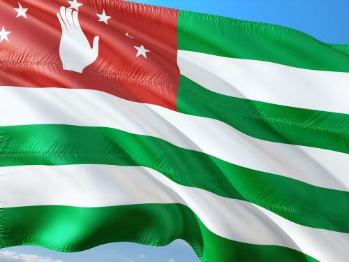 international flag abkhazia