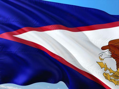 international flag american-samoa
