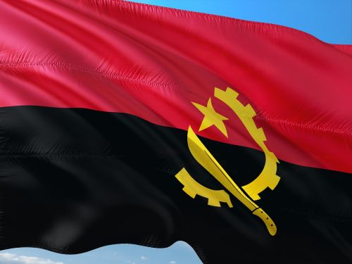 international flag angola