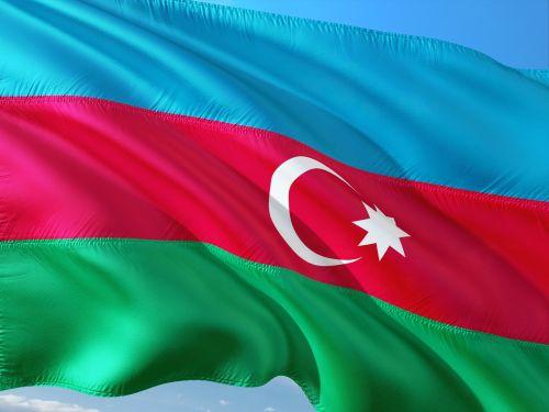 international flag azerbaijan