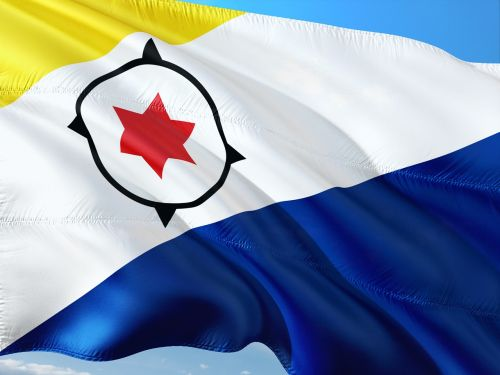 international flag bonaire