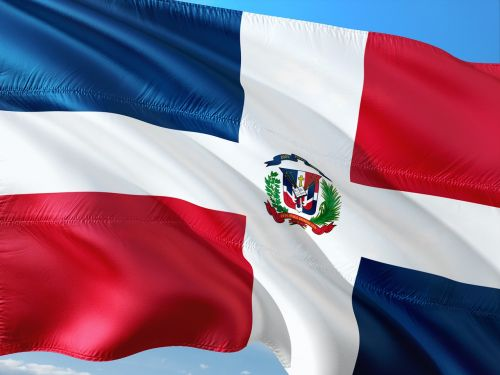 international flag dominican-republic