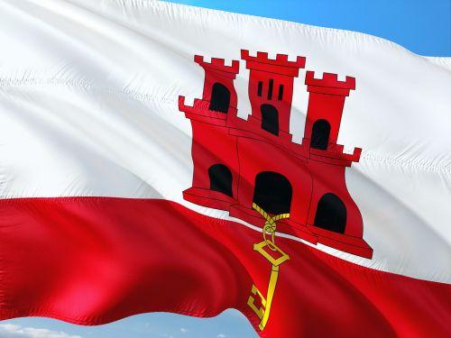 international flag gibraltar