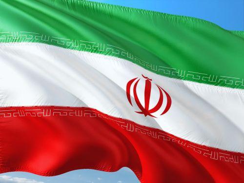 international flag iran