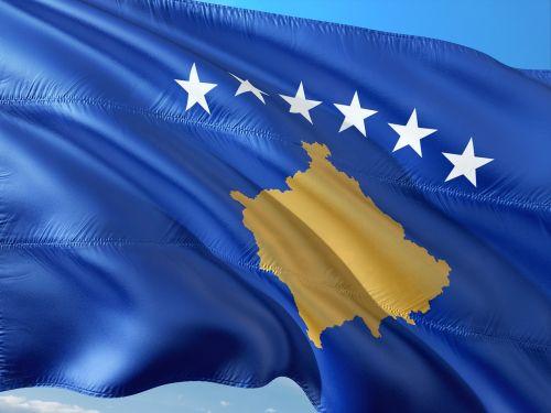 international flag kosovo