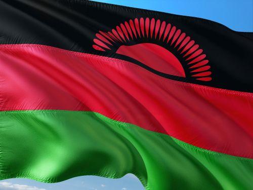 international flag malawi