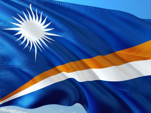 international flag marshall islands