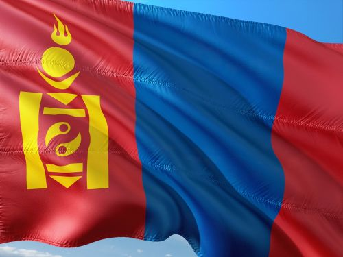 international flag mongolia