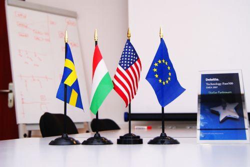 international flag company