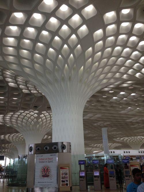 tarptautinis oro uostas,Mumbajus,architektūra