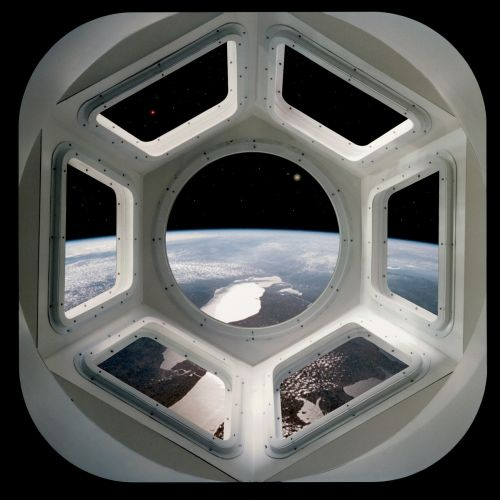 international space station space station cupola