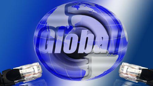 internet world world globe internet page