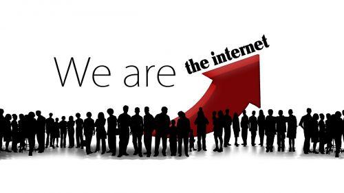 internet social networks social media