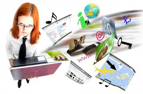 Internet And Multimedia Sharing