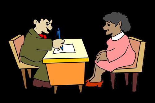 interview  job interview  recruitment