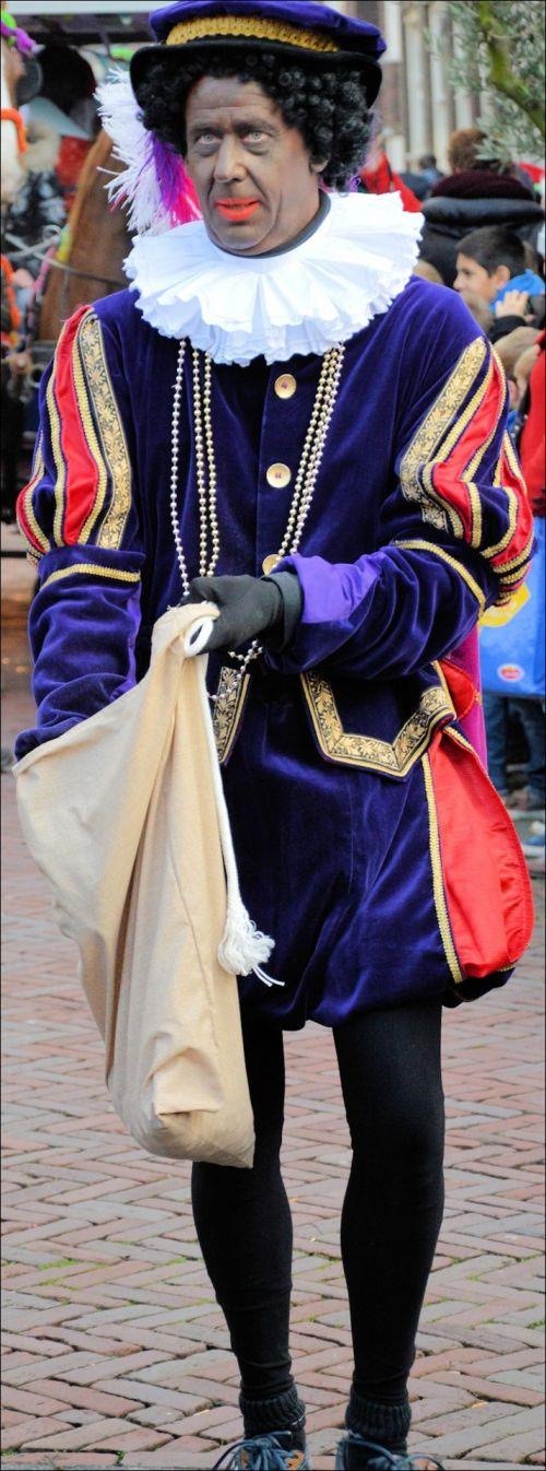 Arrival Of Sinterklaas 10