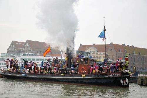 Arrival Of Sinterklaas 2