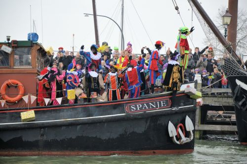 Arrival Of Sinterklaas 3