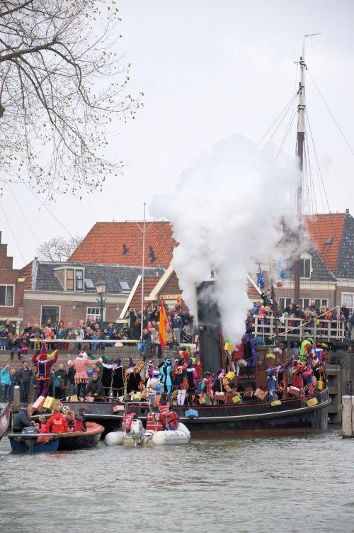 Arrival Of Sinterklaas 4