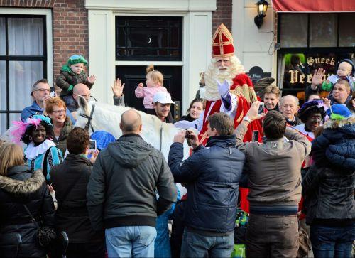 Arrival Of Sinterklaas 6